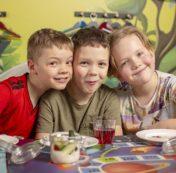 Laste sünnipäevad - sünnipäevatoad
